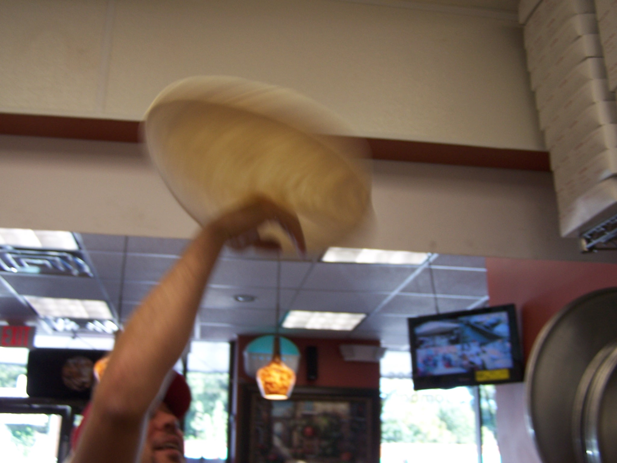 Our hand-tossed pizza crust is a family secret recipe at Mr. Pizza ...