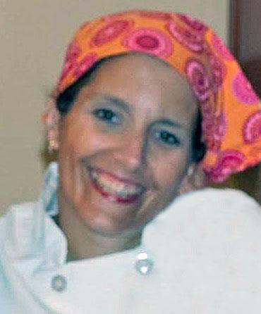 Chef Cindy Anderson