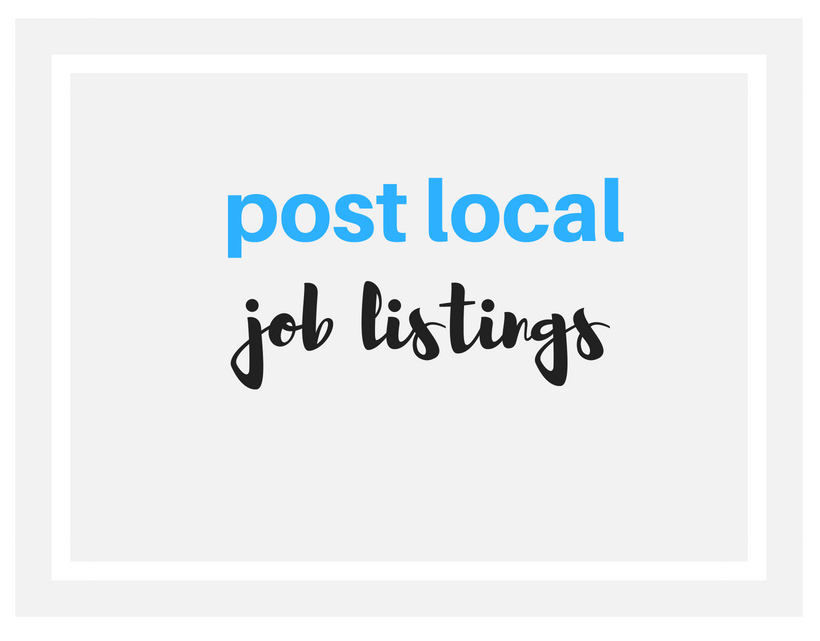 teddslist.com local job listings Raleigh NC