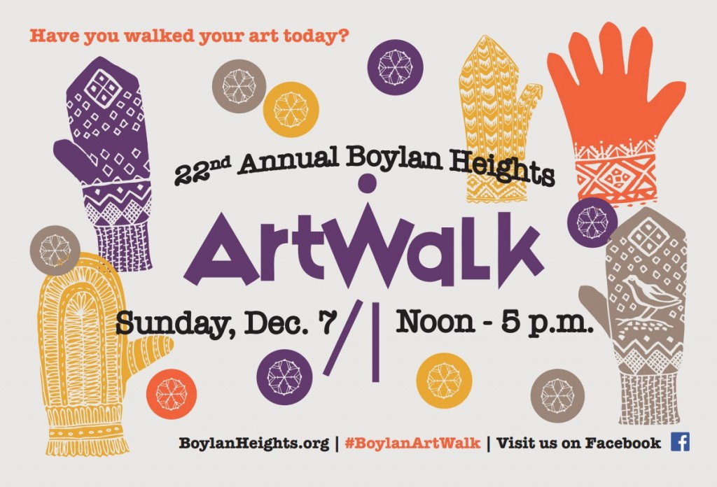 Artwalk-Flyer