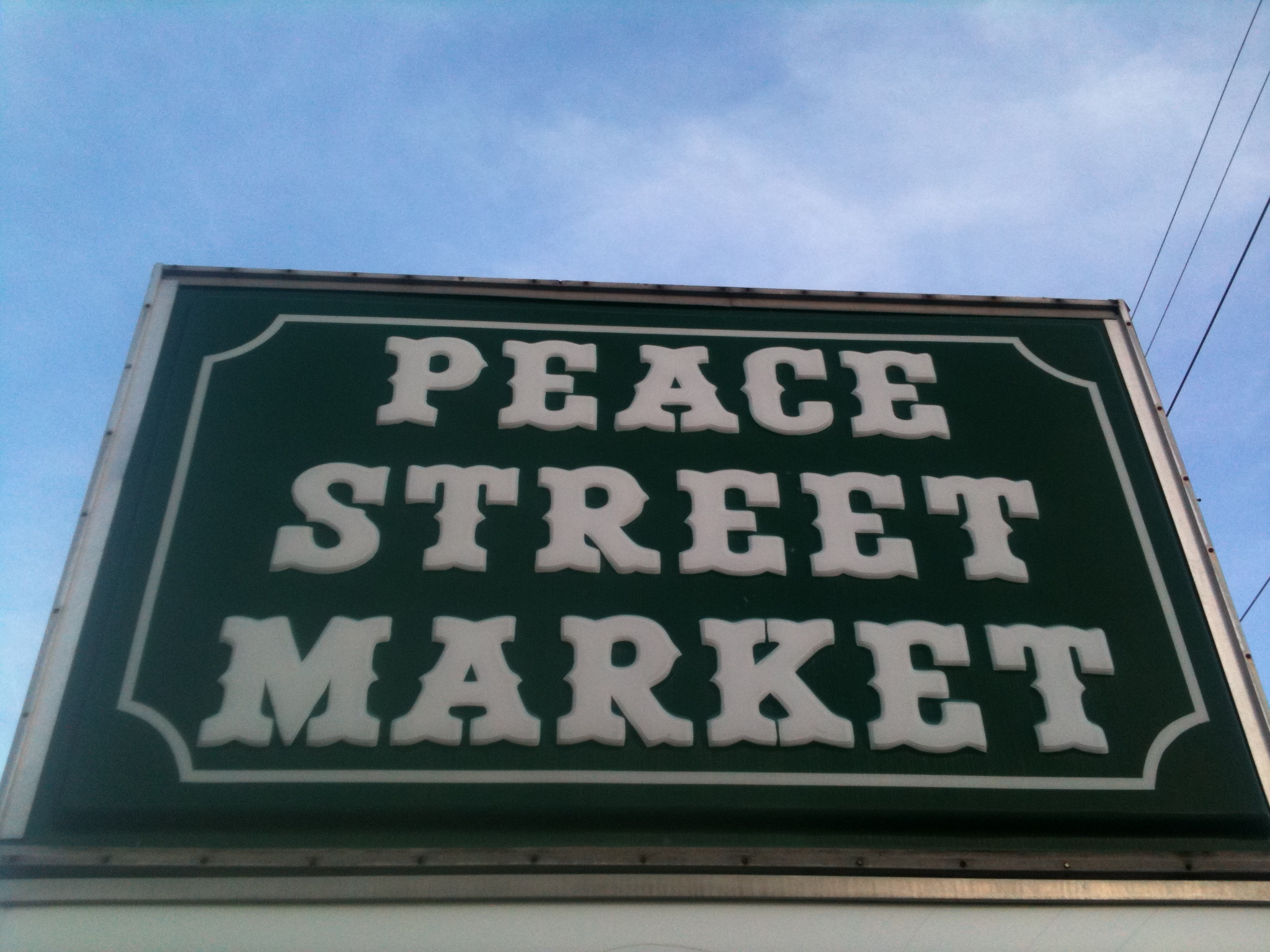 Peace Street Market | Convenience Store + Bottle Shop Raleigh NC