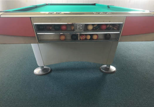 BRUNSWICK GOLD CROWN I Pool Table For Sale Raleigh NC By Professional Billiards