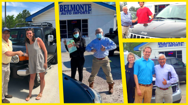 Dan Belmonte is a Co-owner of Belmonte Auto Imports | Local Independent Used Auto Dealership in Raleigh, NC 27616